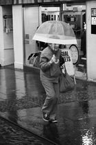 kleine Regenhäuschen
