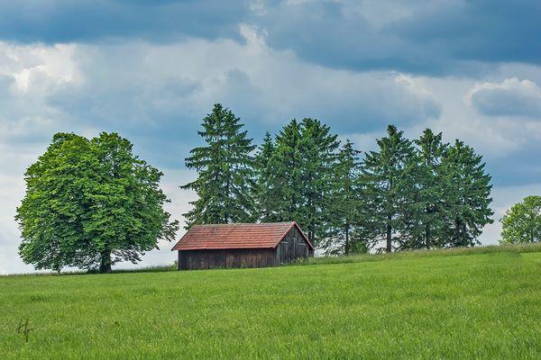 Kleine Rhönhütte