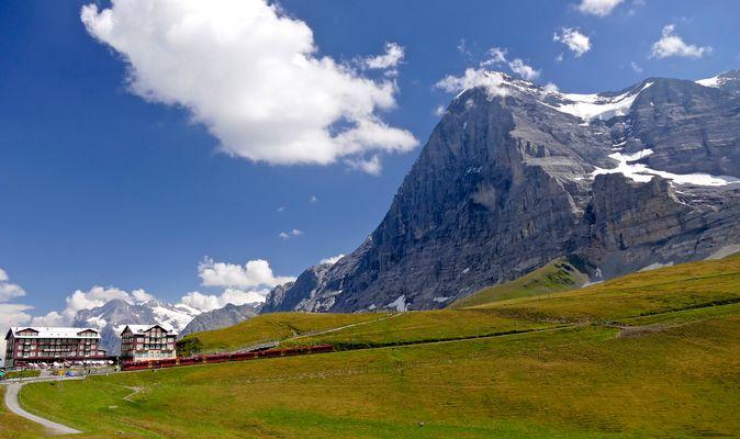 Kleine Scheidegg - Eigernordwand