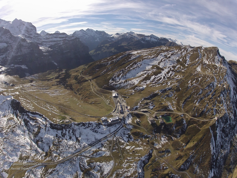 Kleine Scheidegg und Lauberhorn
