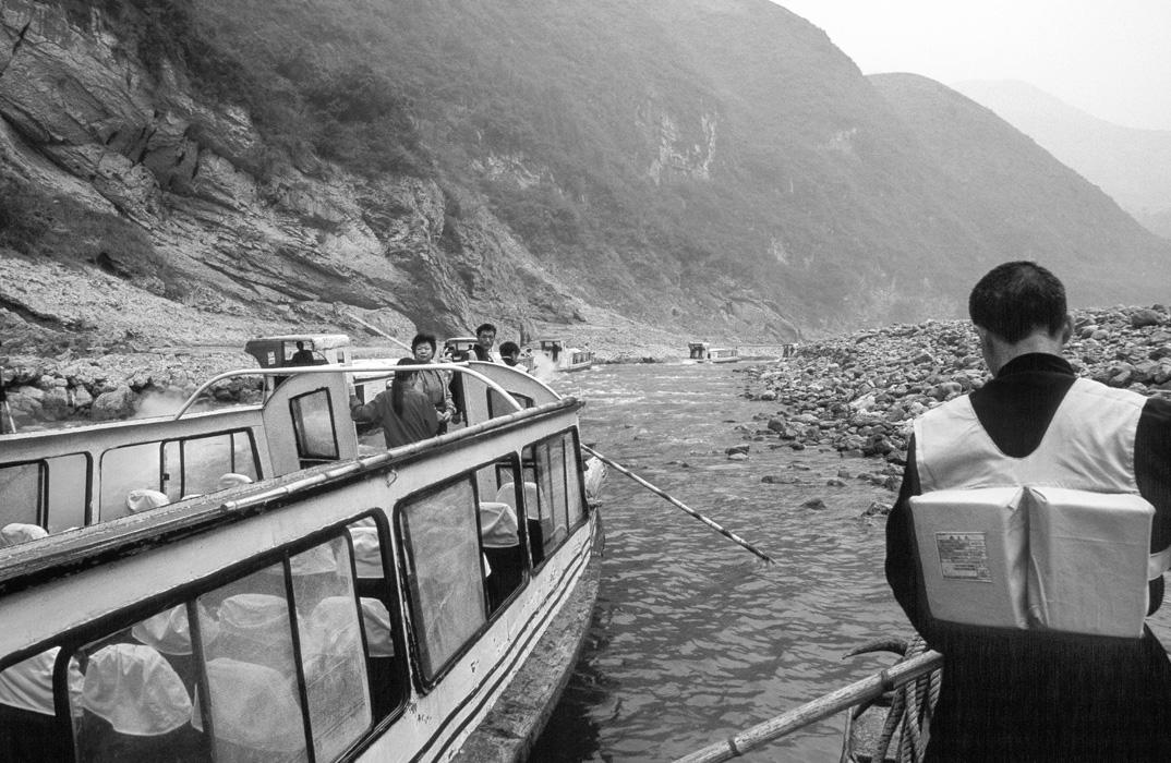 Kleine Schluchtenrundfahrt Jangtse China