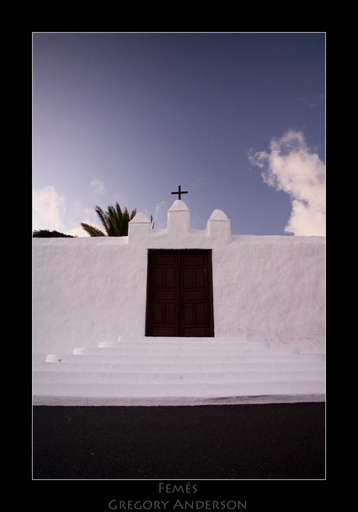 Kleine schöne Kirche