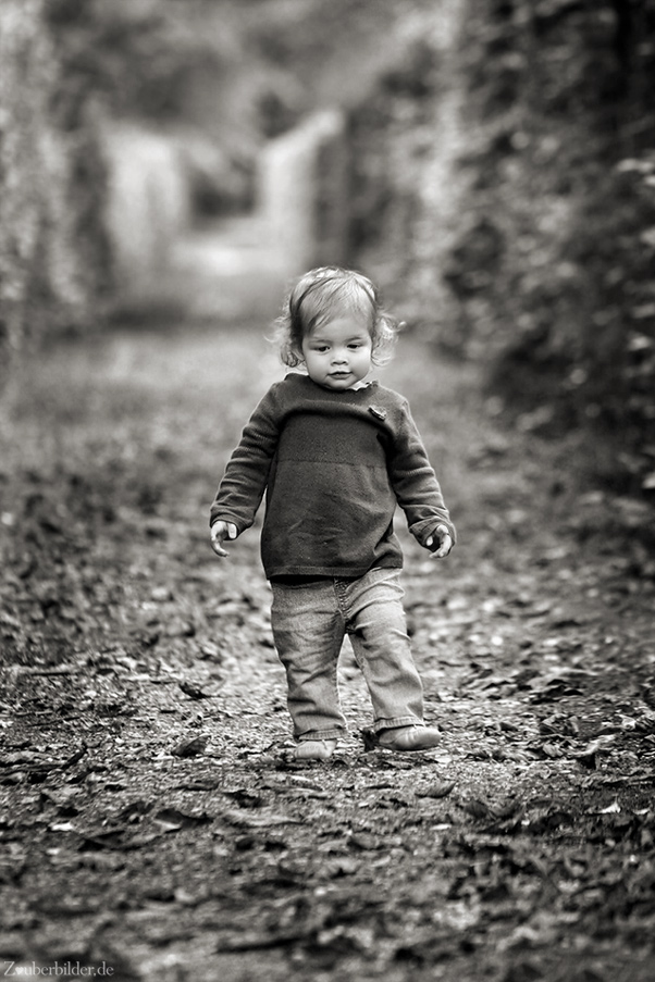 Kleine Schritte