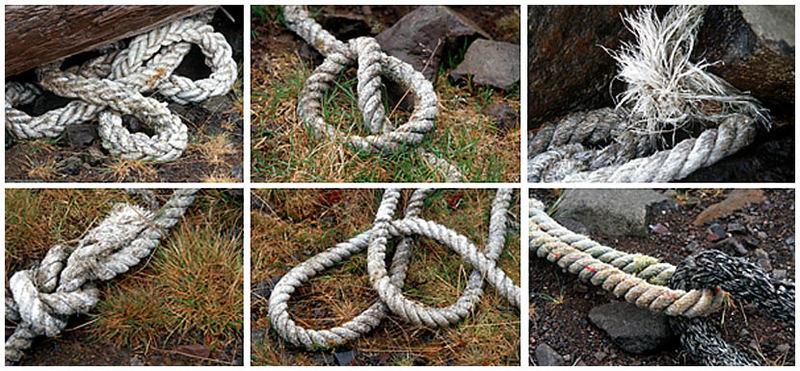 Kleine Seil- und Knotenkunde