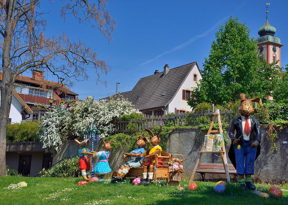 Kleine Serie von Bad Bellingen LK Lörrach 2