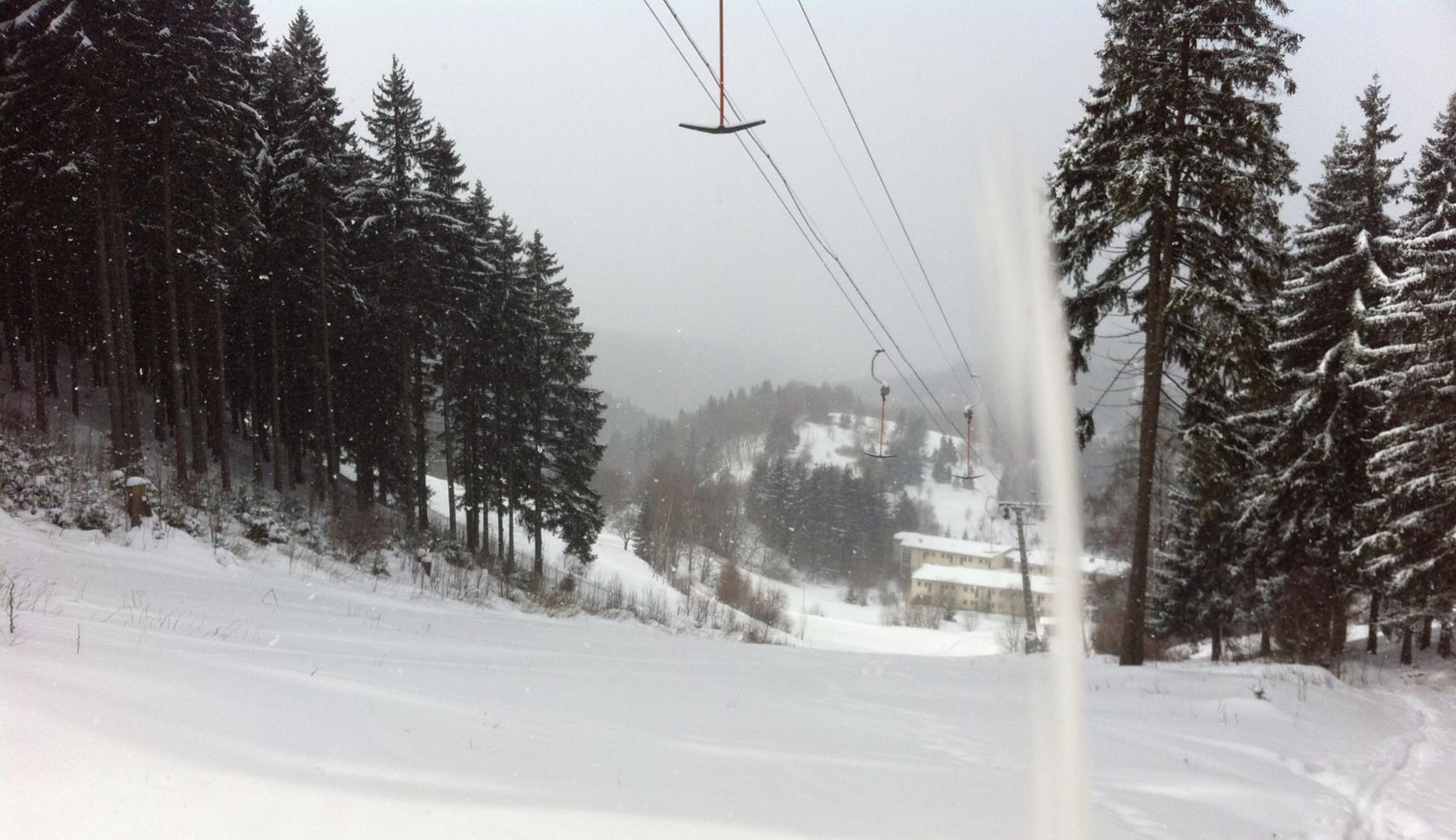 Kleine Skitour