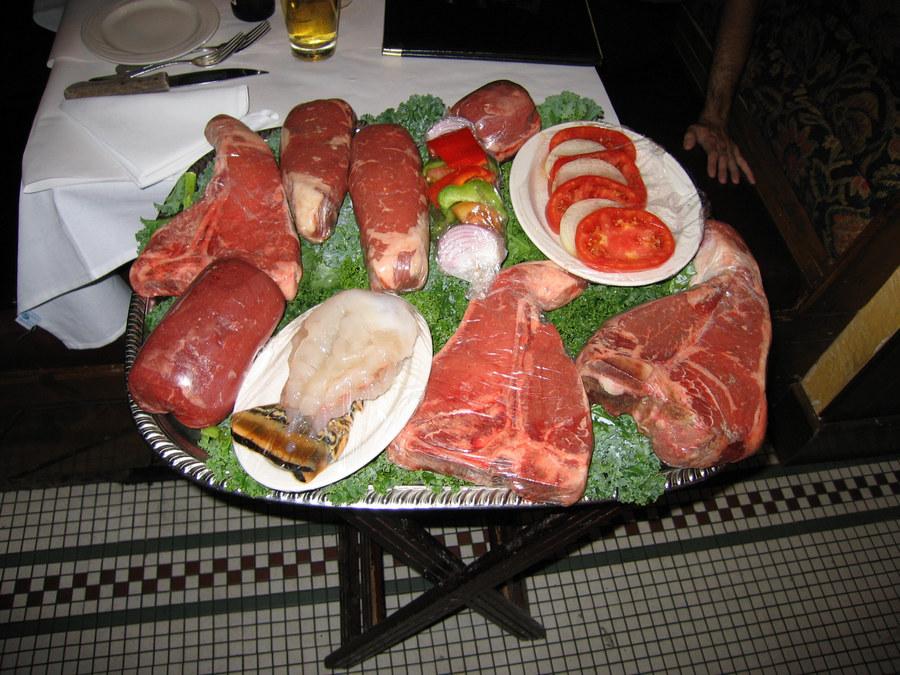 kleine Steakauswahl :-)