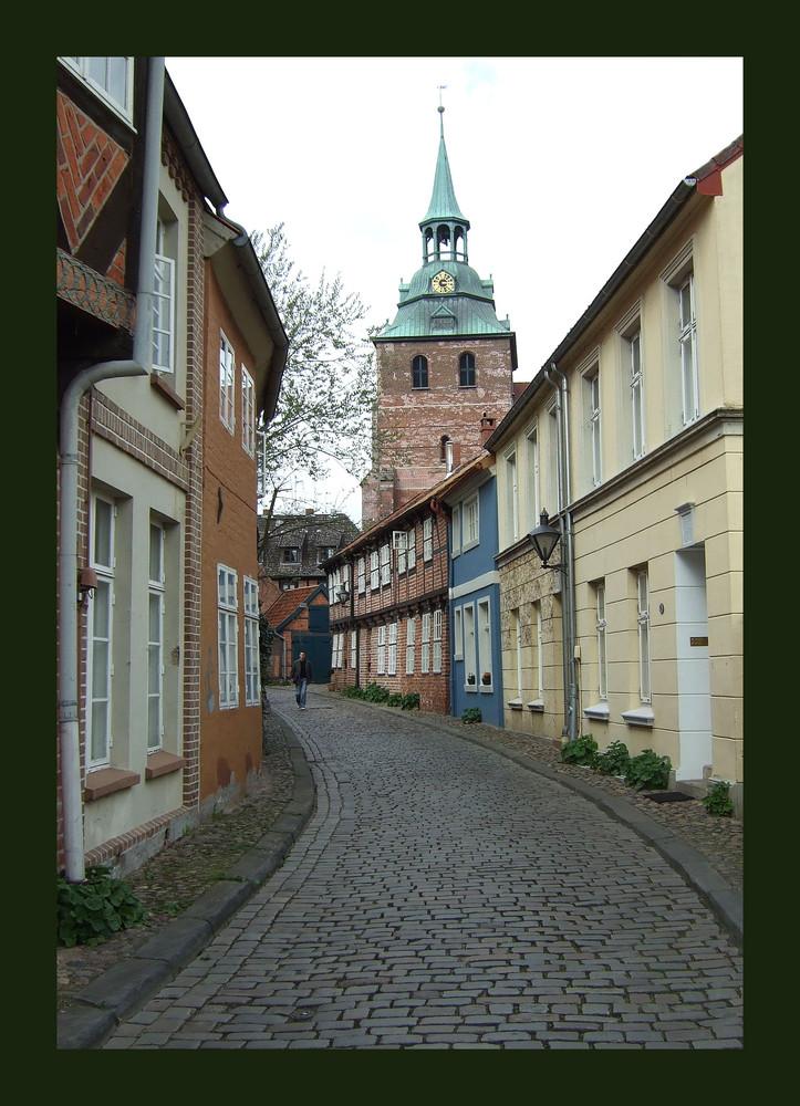 Kleine Strasse in Lüneburg 1