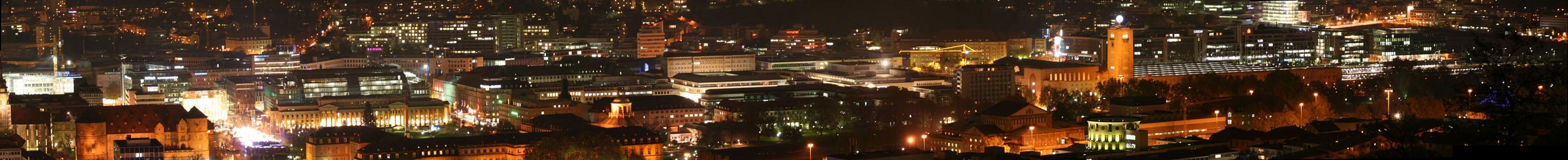 Kleine Version von Stuttgart