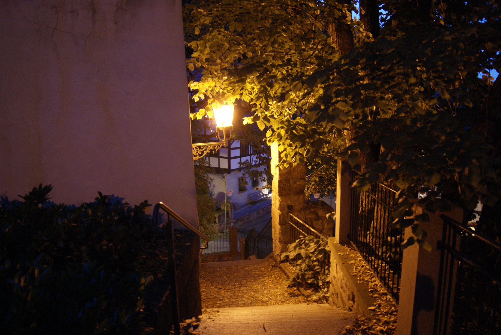 """""""kleine verträumte treppe"""""""
