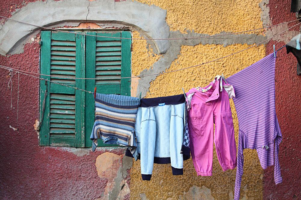 kleine Wäsche zwischendurch