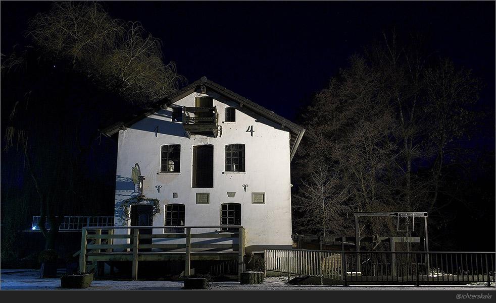 kleine Wassermühle - Gut Altona