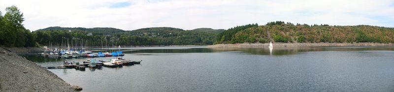 Kleiner Botshafen Rursee-Ruhrberg