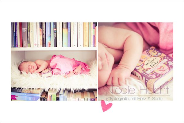 ...kleiner Bücherwurm