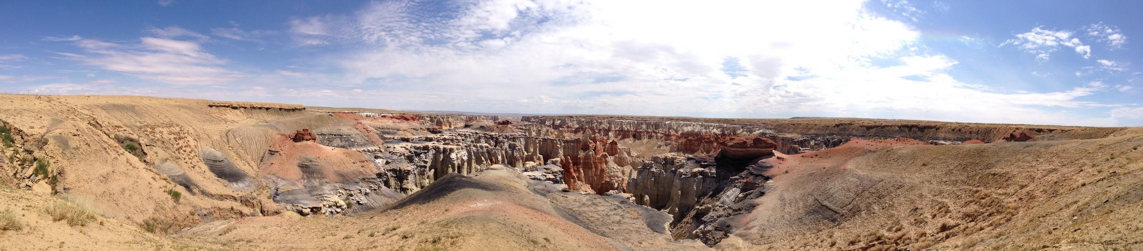 Kleiner Canyon bei Tuba City