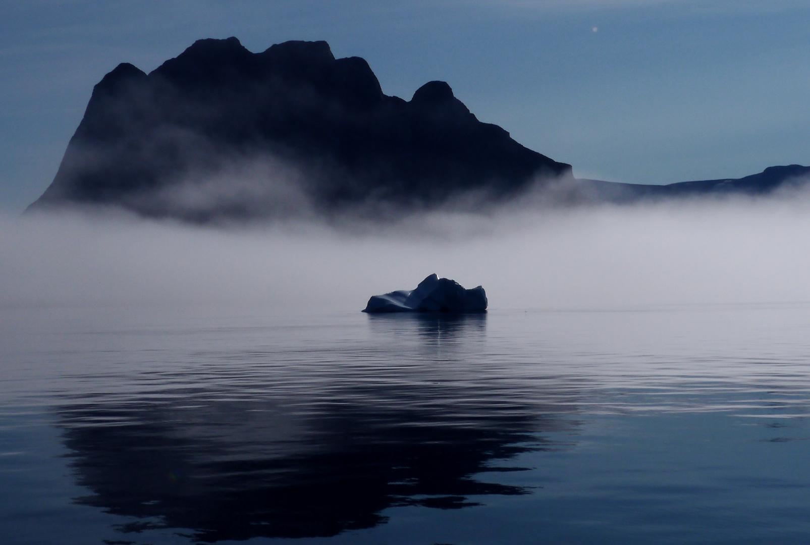 Kleiner Eisberg - Westgrönland