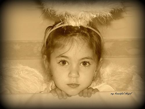 Kleiner Engel.....