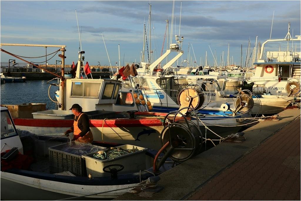 Kleiner Fischereihafen