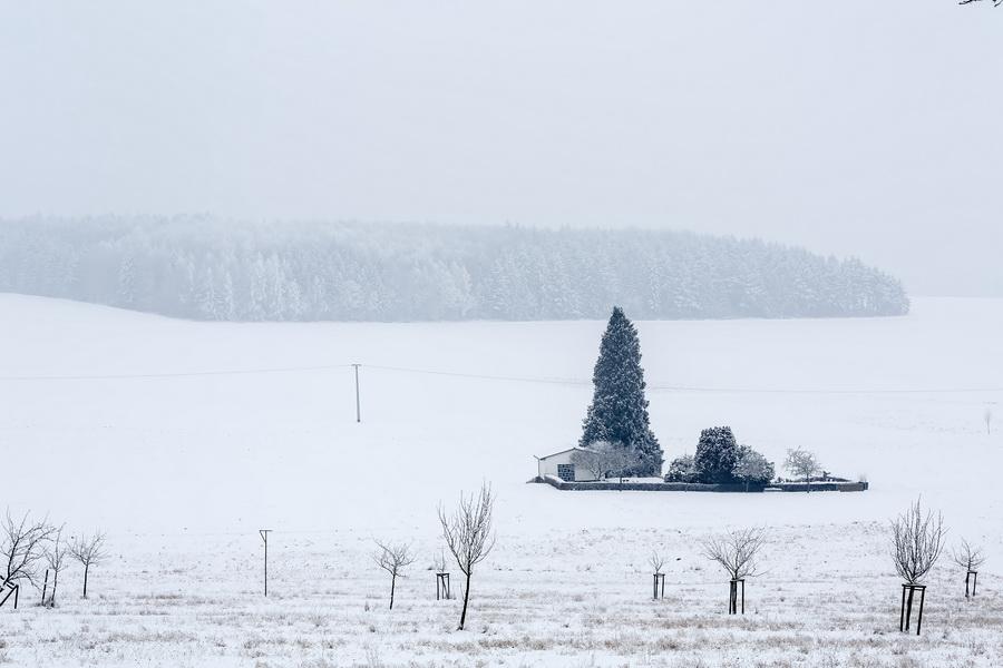 Kleiner Friedhof bei Oberfischbach 11