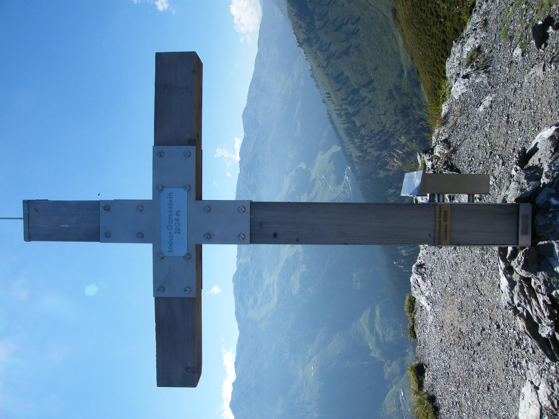 Kleiner Gamsstein 2193 Meter Tuxer Voralpen