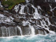 Kleiner, großer Wasserfall