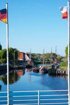 kleiner Hafen Carolinensiel