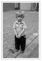kleiner Junge :)