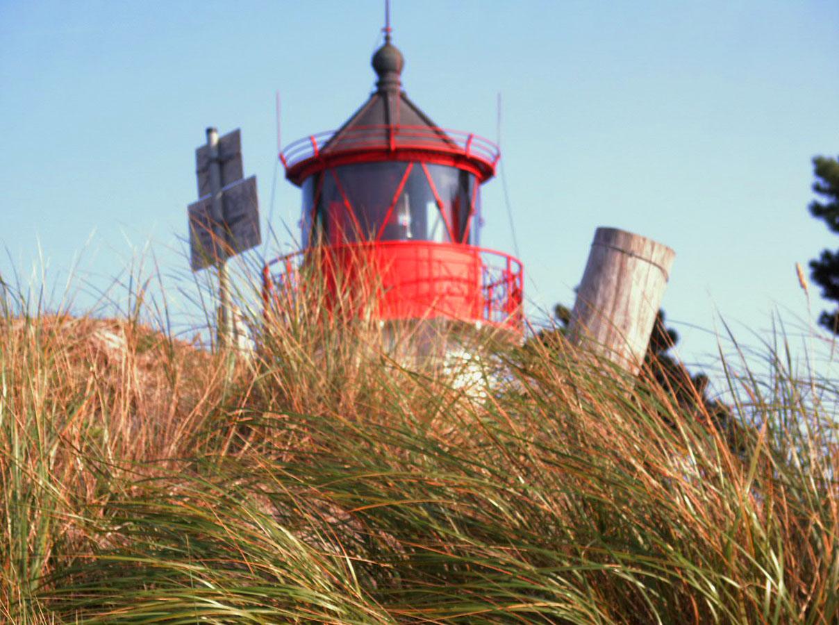Kleiner Leuchtturm Hiddensee