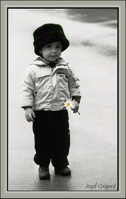 kleiner Mann