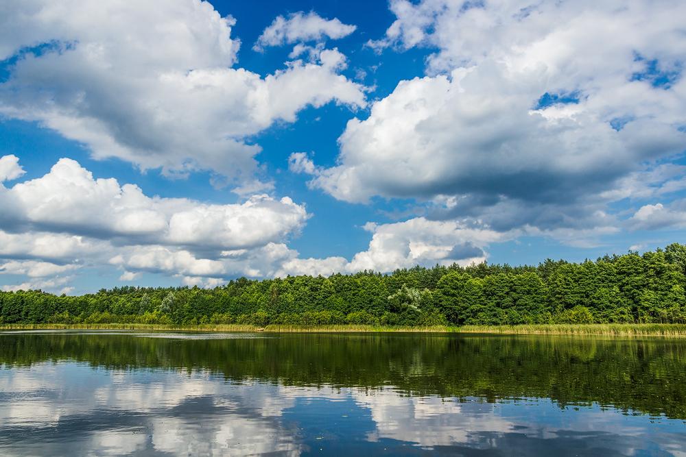 Kleiner See bei Kunowice