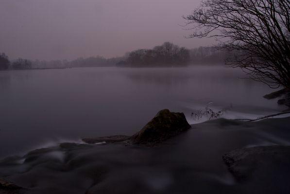 kleiner See in Bochum-Langendreer (Ümmiger)