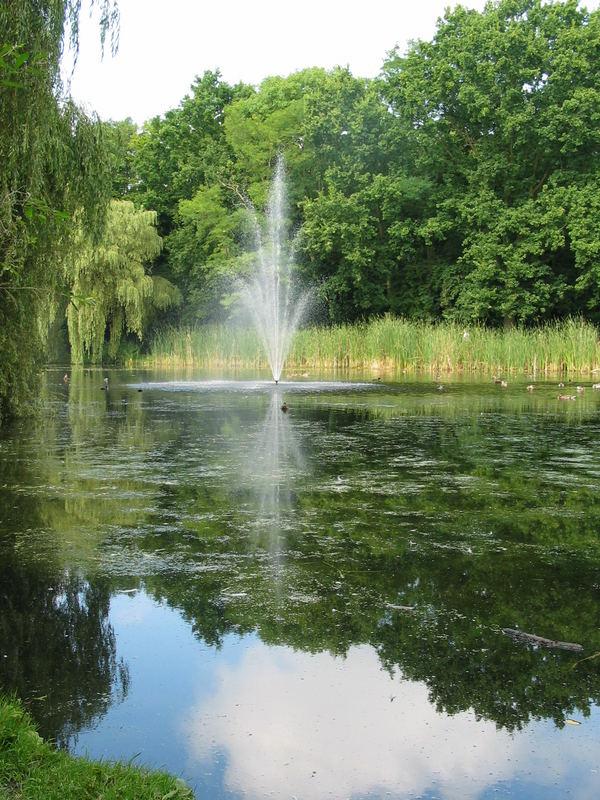 kleiner See in Oegstgeest