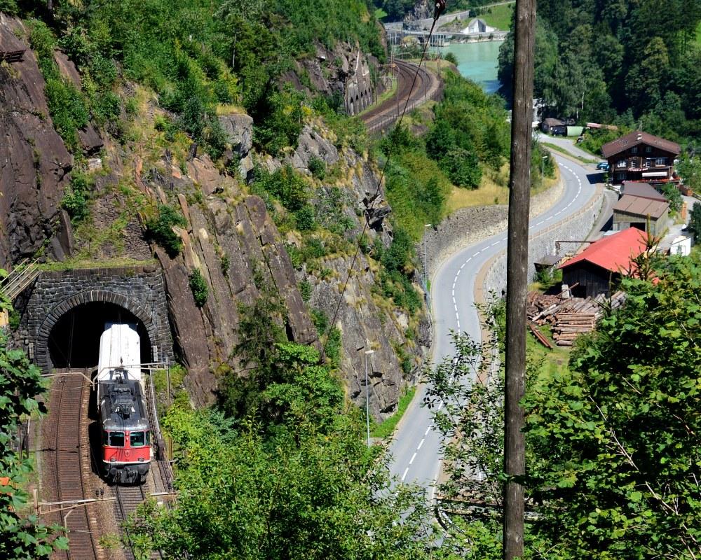 Kleiner Tunnel II