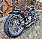 Kleiner Vorgeschmack auf die Harley Days in Hamburg