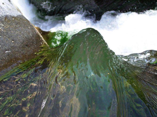 kleiner Wasserberg