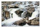 kleiner Wasserfall im Glen Orchy by Marco
