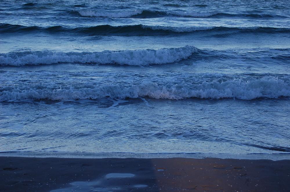 Kleiner Wellengang