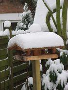 Kleiner Winterzauber im Garten