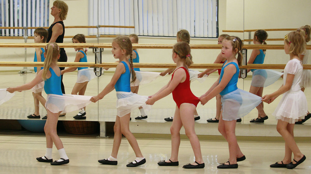 --- kleines Ballett ---