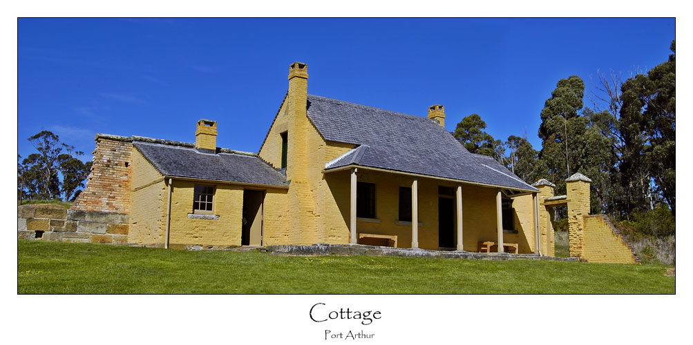 kleines Cottage in Port Arthur