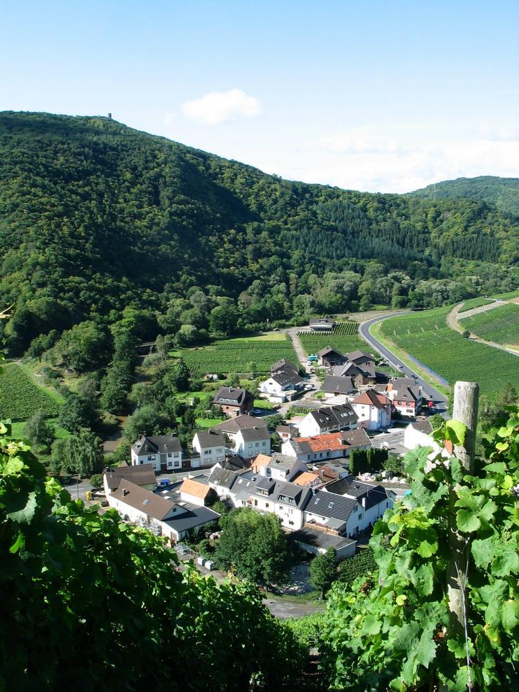 Kleines Dorf mit großem Herzen