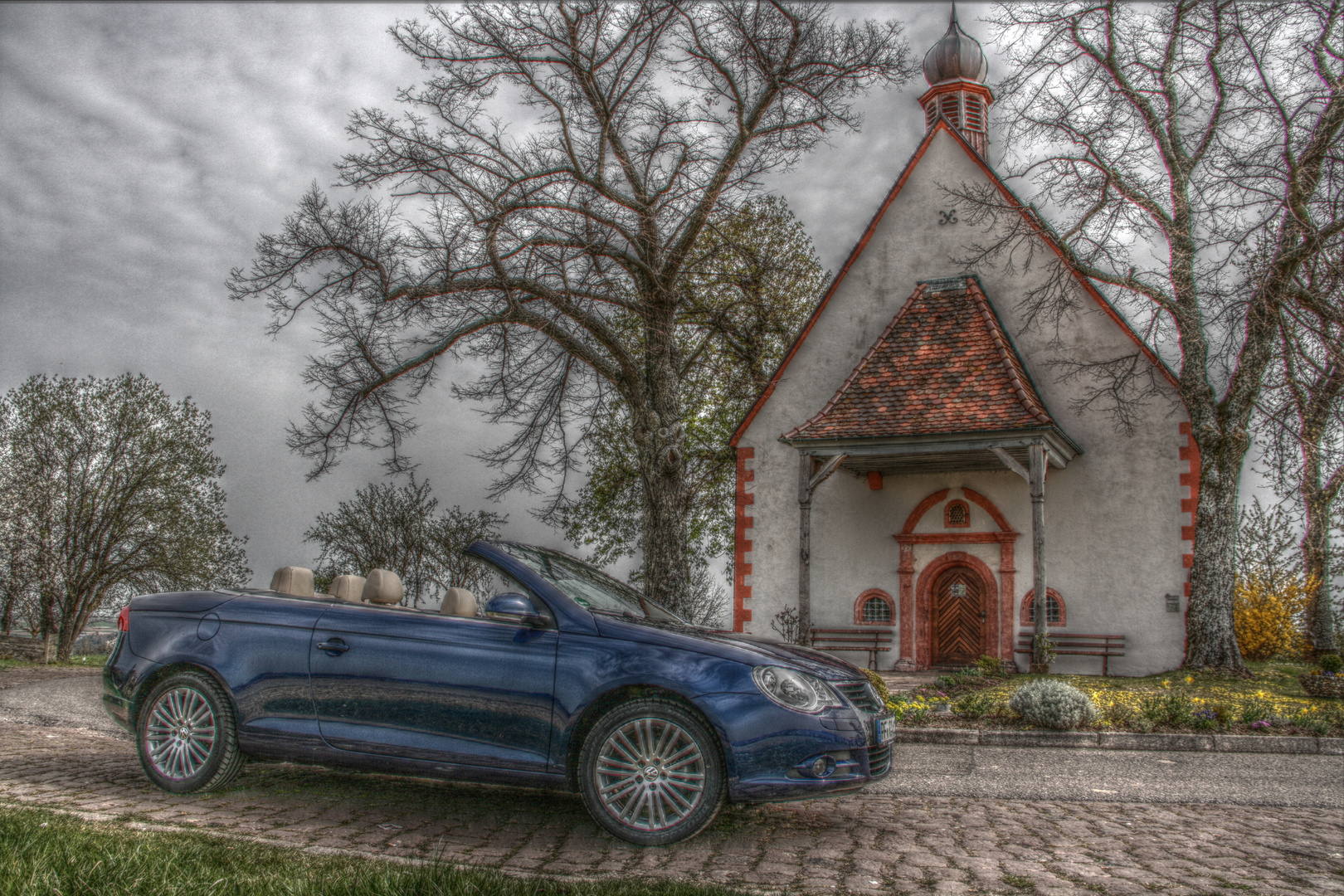 Kleines hdr Experiment