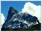 Kleines Matterhorn/Seilbahn und Lift bis zum Gipfel
