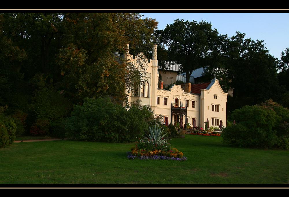 Kleines Schloss ...