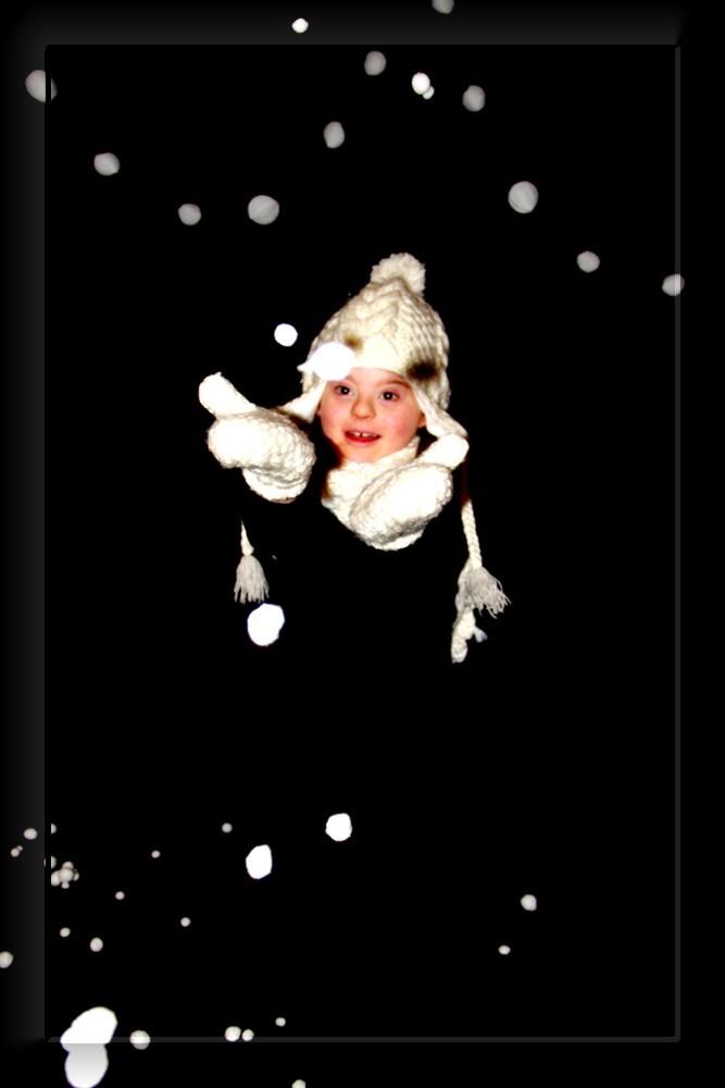 Kleines Schneeflöckchen ;-)