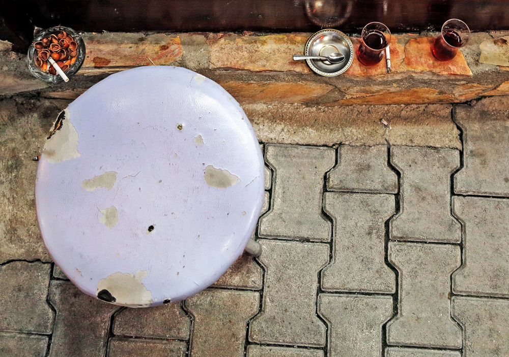 Kleines türkisches Stillleben