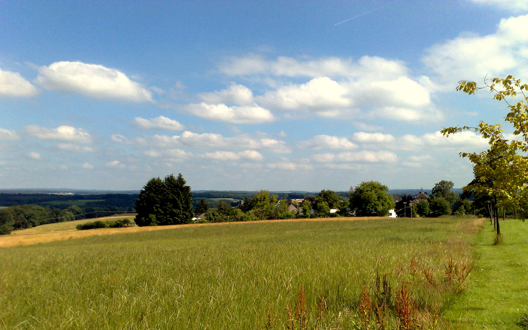 Kleines Westerwalddorf