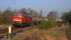 Kleinfurra, 232 255-0, April 2013