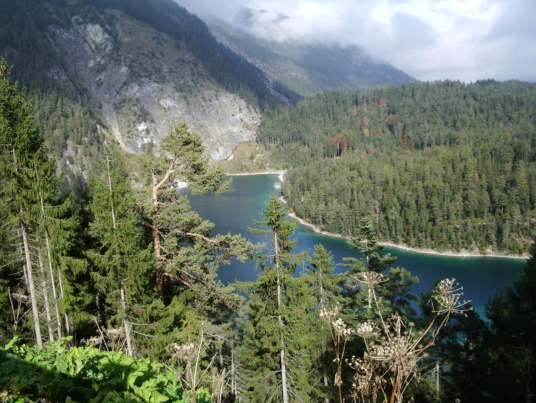 Kleinkanada am Fernpaß in der österreichischen Zugspitzregion