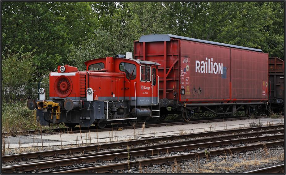 Kleinlokomotive der Leistungsgruppe III